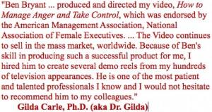 Gilda quote